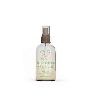 Nayked Botanicals All Porpouse Sanitizer 2.0 Oz bottle